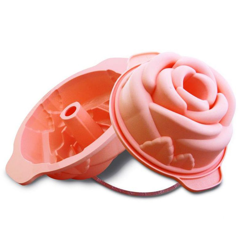 Backform Kuchenform Motivbackform Eisform Rose 18 Cm Silikon 22 99