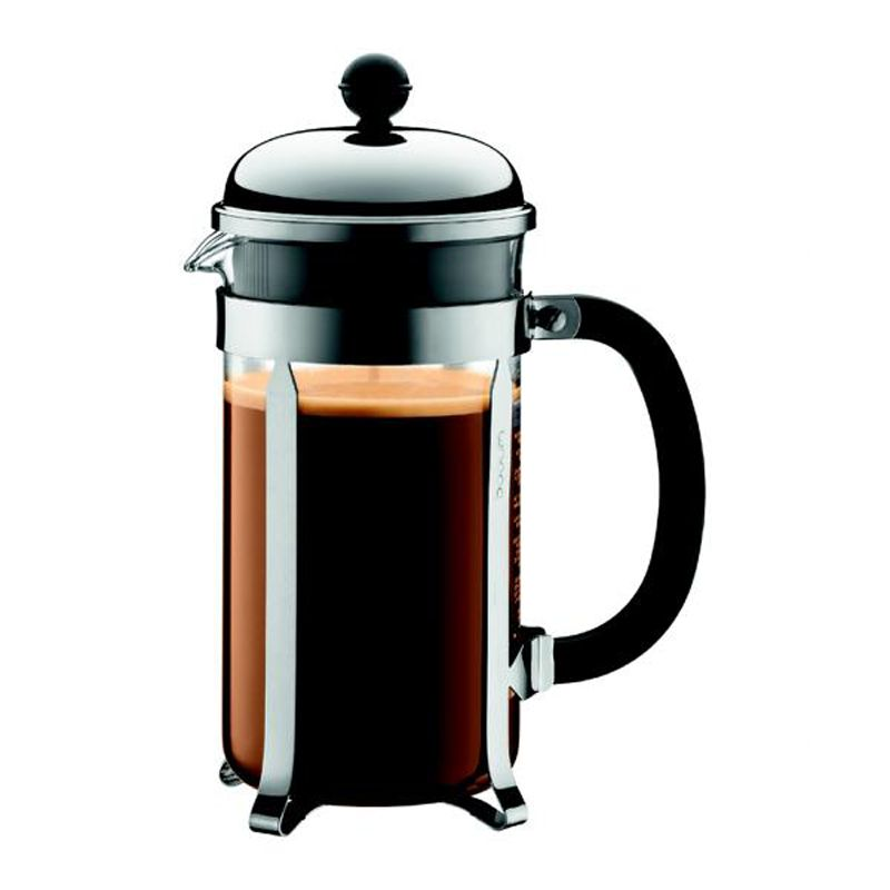 bodum chambord kaffeebereiter 8 tassen ca 1 0 l 49 99. Black Bedroom Furniture Sets. Home Design Ideas