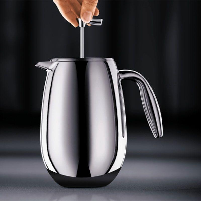Bodum Columbia Kaffeebereiter Ca 1 L Edelstahl