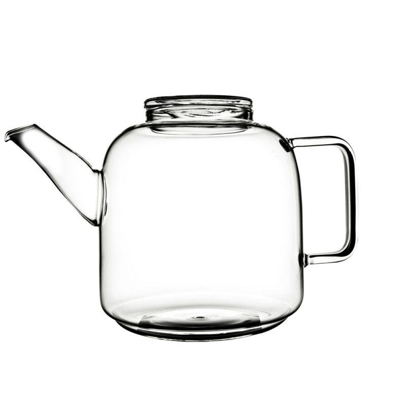 Glas Teekanne teekanne glasteekanne glaskanne borosilikatglas ca 3 l ca 26 x 1