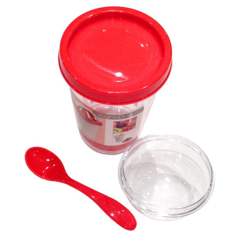 Joghurtbecher Material