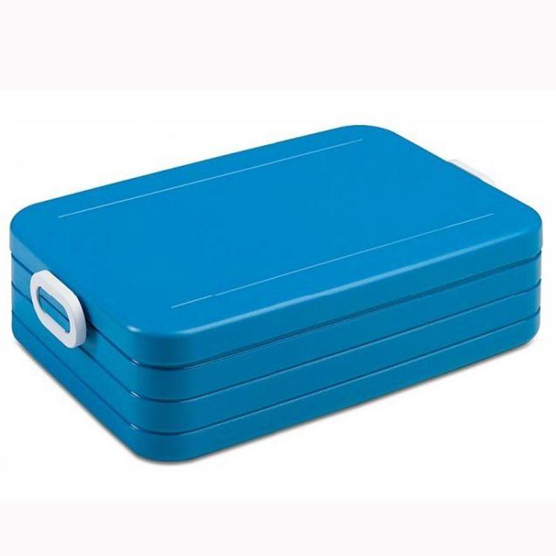 mepal brotdose large gro aqua blau schnittenbox lunchbox mit. Black Bedroom Furniture Sets. Home Design Ideas