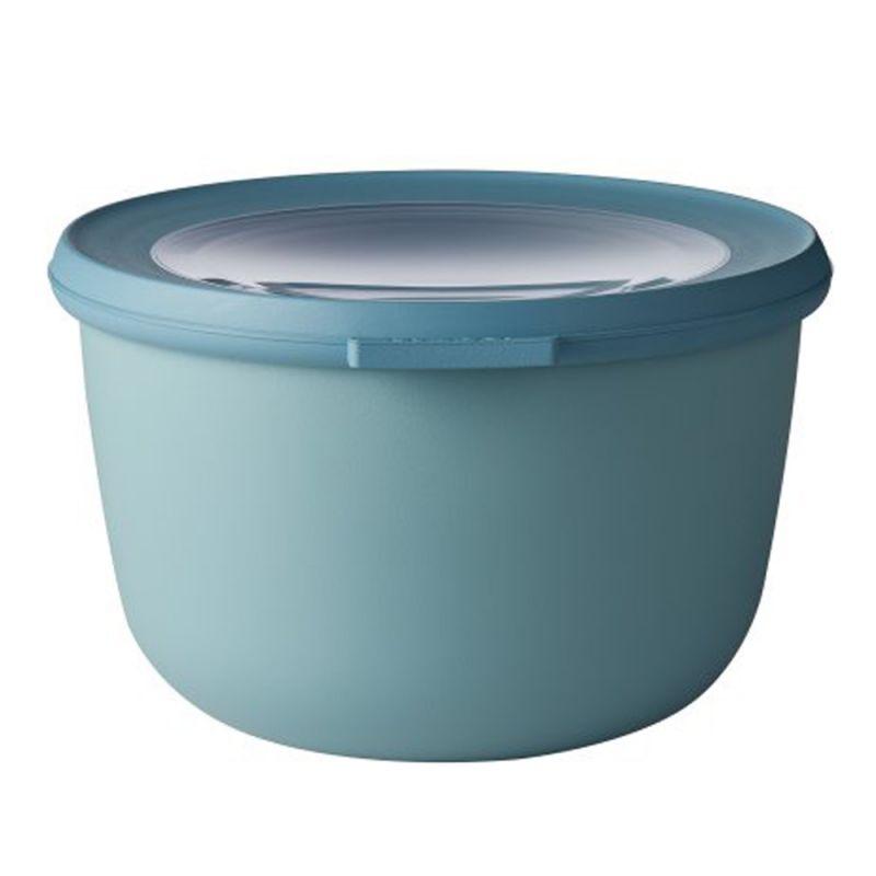 mepal lunchdose cirqula 1 0 l nordicgreen serviersch ssel gefri. Black Bedroom Furniture Sets. Home Design Ideas