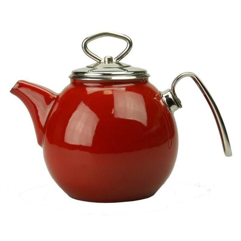 Teekessel/Wasserkessel, 1.5 l, rot, 79,99 €