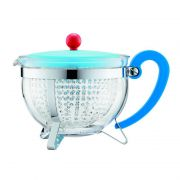 Bodum Teebereiter Chambord Color Sonderedition, 1.5 l,...